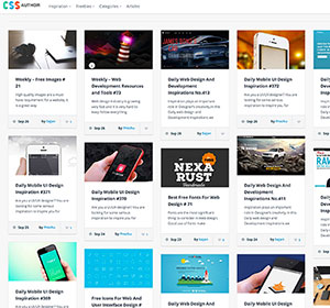 ui ux bookmarks, Powerpoint templates